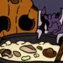 Drawtober Day 3 - Cauldron