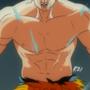 Super Saiyan Blue Goku - DBZ Style