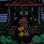 Drawtober Day 4 - Haunted House