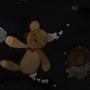 Lonely Teddy by Rastaquarium