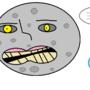 Majora's Mask is creepy. by drewbieeee