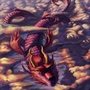 A Dragon by C0nker3