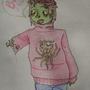 Tofu Zombie by UndeadCrow