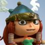 Barbarian Princess, Barbara [Rayman Legends]