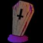 NOROtober Days 6 & 7 - Coffin/Poison