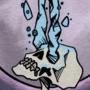 Drawtober Day 5 & 6 - Bones and Moon