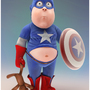 Captain America Jr. 2 by tlishman