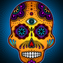 Sugar Skull by bigbudda