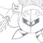 Meta Knight by nas2016