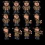 John Doe, Zombie Hunter by NordicEye