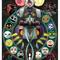Art Nouveau Fierce Deity