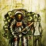 Space zombies by Elderrrr