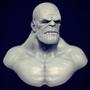 Thanos Clay by tlishman