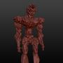 Sculptris experiment full body by Zanroth
