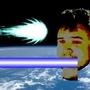 Space head lazor R-type. by AndyJones