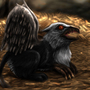Baby Griffin by Jessismith