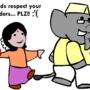 Respect your elders by jackbliss