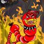 Evil Puppet Bird by DylCart