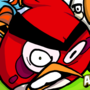 The angry birds flock