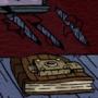 Drawtober Day 8 - Book