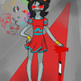 ATStuck Terezi by Chocobogirl