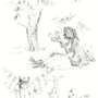 Sprites and Faeries by Luciaea