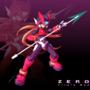 Zero Triple Rod by Tomycase