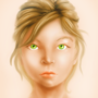 Female Face 2 by Izzy-A