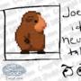 16-Bit Joe Idle Animation by WaldFlieger