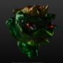 Forest dragon sculptris by Zanroth
