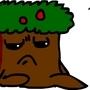 Sad Tree by TheMino