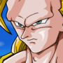 Super Saiyan 3 Goku by fadedshadow