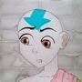 Avatar Aang by SamZee