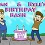 Dan and Kyle's Birthday Bash by Garuhn