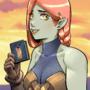 Orc Priestess 2