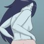 Marceline's welcome pyjamas