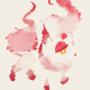 翡翠の水彩画 Hisuian Watercolor
