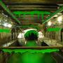 A slimey sewer