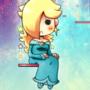 Sad Star Girl by VooDooDollMaster