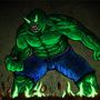 Demonic Hulk by Fingus1