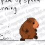 16-Bit Joe Running Animation by WaldFlieger