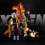X-Men by Jo-Holding