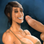 Big pp for big milkers - Mara fan art