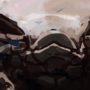 Warmup - Giant isopod