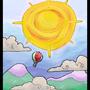 hot air balloon ride...