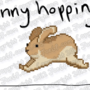 16-Bit Bunny Hopping by WaldFlieger
