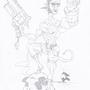 Hellboy by SmokeryDots