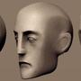 Project Ed - Ed (head Turn) by W0Z