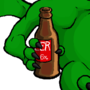Drunk Dragon (Paint 7)