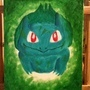 Bulbasaur Comission by MrTriplexi